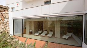 Foto de Strugal S160RP Horizon, estética minimalista para grandes espacios arquitectónicos