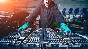 Foto de Servicio logístico de DB Schenker exclusivo para la industria de las baterías