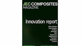 Foto de JEC recoge hasta 80 innovaciones en composites en su Informe de Innovación
