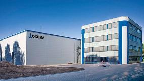 Foto de Okuma abre un nuevo Centro de Ingeniería en Alemania