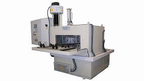 Foto de Bautermic suministra una máquina especial de lavado y desengrase por aspersión modelo LIH