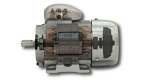 Fotografia de Mec�nica Moderna representar� a Espanya la gamma de motors as�ncrons de Motivi