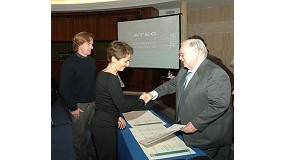 Picture of Delivered the Ateg electroplating in construction 2008 awards