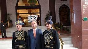 Fotografia de Missió comercial de Persianes Persax a l'Índia