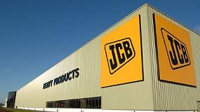 Fotografia de JCB inverteix 44 M de  la seva nova fàbrica d'excavadores en el Regne Unit