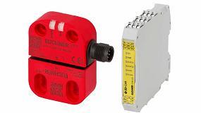 Foto de En diálogo continuo: el interruptor de seguridad CES-C07 y el modúlo de seguridad ESM - CB