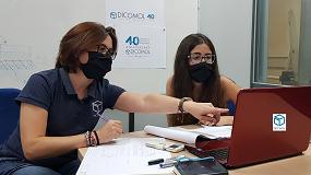 Foto de Entrevista a Estela Sánchez, directora general de Dicomol