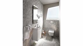 Foto de Las 4 claves para ganar espacio en un baño pequeño