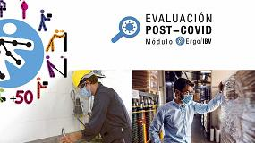 Foto de IBV ayuda a las empresas a gestionar el trabajo seguro en la era post-COVID