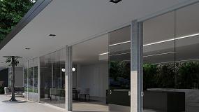 Foto de BAT Group presenta Line Glass, el nuevo sistema de cerramiento deslizante