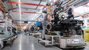 Foto de Moratoria de un año para la fabricación y matriculación de tractores y equipos extra-viarios con motores Fase IV