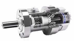 Foto de Actuadores hidráulicos rotativos HKS y sus aplicaciones