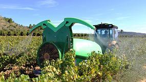 Foto de Pulverizadores Fede impulsa una campaña de apoyo a los viticultores