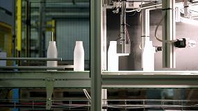 Foto de El control de calidad en línea asegura una producción de envases sin defectos