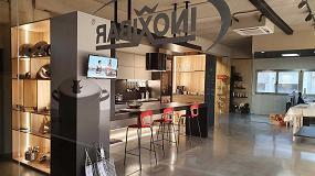 Foto de Inoxibar llena su nuevo showroom de actividades culinarias