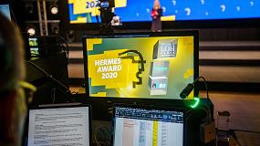 Foto de Trumpf gana el premio Hermes 2020
