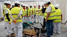 Foto de La Fundación Laboral de la Construcción formó el año pasado a cerca de 95.000 profesionales del sector, un 19,35 % más que en 2018