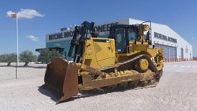 Foto de Gran resultado en la venta de maquinaria de obra pública durante la Subasta Programada de Ritchie Bros. en España