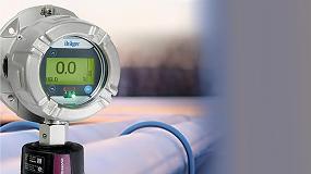 Foto de Dräger presenta un nuevo sensor por ultrasonidos que detecta antes las fugas de gas