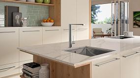 Foto de Nueva serie de grifería de cocina INOX de Genebre, la mezcla perfecta de funcionalidad y modernidad