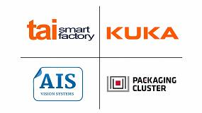 Foto de AIS Vision Systems explica en un webinar las ventajas de los sistemas de control de calidad en la industria del packaging