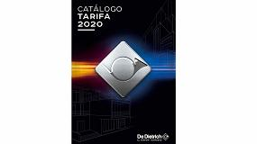 Foto de Nuevo catálogo tarifa de Dietrich 2020