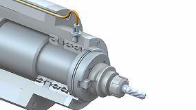 Foto de B-Safe X es la solución de Balance Systems para la protección de husillos y máquinas-herramienta