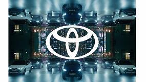 Foto de Toyota lanza su nueva identidad en Europa, con logotipo y serigrafía renovados