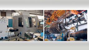 Foto de Siemens instala una afiladora Schneeberger Corvus GDS para su división Energy en Alemania