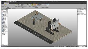 Foto de Renishaw actualiza su software de modelado 3D FixtureBuilder