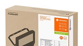 Foto de Ledvance renueva el embalaje de sus luminarias profesionales con un material ecológico y 100% reciclable