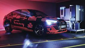 Foto de El vehículo eléctrico como parte de la transición energética: Audi desarrolla la tecnología de carga bidireccional