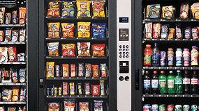 Foto de Las bebidas dominan el sector de las máquinas de vending, con un 74% del volumen total de ventas