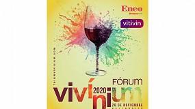 Foto de Eneo y Vitivin presentan el Fórum Vivínium