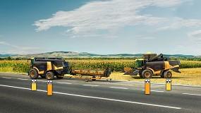 Foto de Continental saca al mercado la versión VF de su neumático para cosechadoras CombineMaster