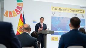 Foto de La Agenda España Digital 2025 movilizará una inversión pública y privada de 70.000 millones de euros en el periodo 2020-2022