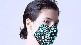Foto de Ropa imprimible en 3D, el proyecto inspirado en la pandemia