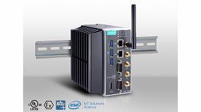 Foto de Moxa presenta los robustos ordenadores en el borde de alto rendimiento y ultra compactos para la computación AIoT en entornos extremos