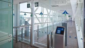 Foto de Manusa aporta sus puertas automáticas y accesos inteligentes a los aeropuertos
