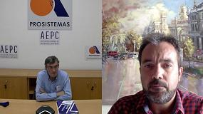 """Foto de VideoEntrevista a Eusebio Rey, presidente de AEPC: """"La reanudación de nuestra actividad en la 'nueva normalidad' no está siendo nada fácil"""""""