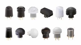 Foto de RC Microelectrónica distribuye los sensores de movimiento PIR de Panasonic