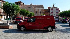 Foto de Un nuevo vehículo eléctrico se incorpora al Servicio de Aguas de Toro, en Zamora