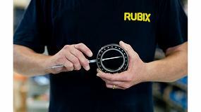 Foto de Rubix ofrece el mayor stock de rodamientos de Europa con disponibilidad inmediata