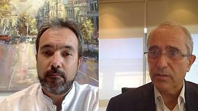 """Foto de VideoEntrevista a Xavi Castelló, presidente de AFECI: """"De la crisis no vamos a salir sin la construcción"""""""