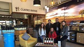 Foto de #VitresCuatroRayas optimizará el uso de fitosanitarios en viticultura