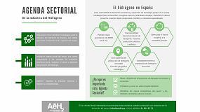 Foto de La AeH2 elabora la Agenda Sectorial de la Industria del Hidrógeno de la mano del Ministerio de Industria, Comercio y Turismo