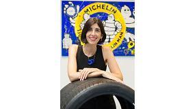 Foto de Michelin anuncia el nombramiento de Elena Iborra como directora de Marketing de Michelin España y Portugal