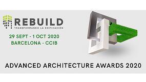 Foto de Se amplía el plazo para presentar candidaturas a los Advanced Architecture Awards 2020