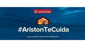 Foto de Ariston pone el foco en el apoyo al negocio de proximidad con #AristonTeCuida