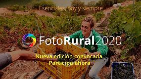 Foto de Una mirada fotográfica al papel esencial de la cadena agroalimentaria en el confinamiento